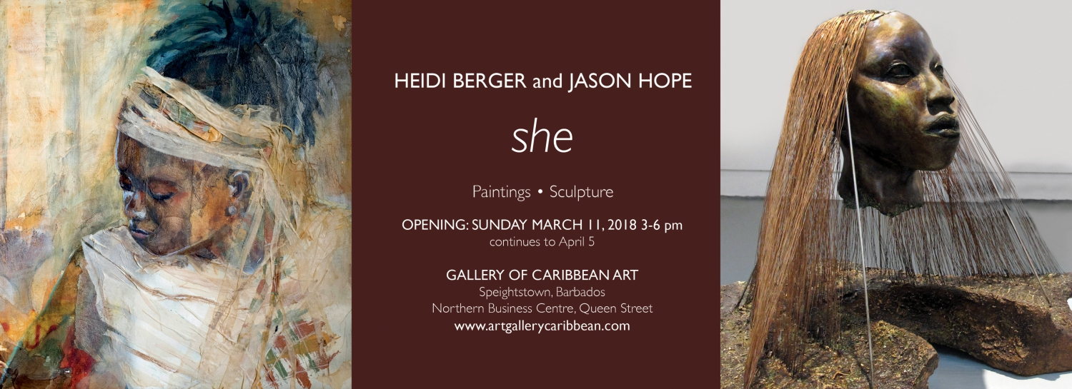 Gallery of Caribbean Art Exhibition - 'She'