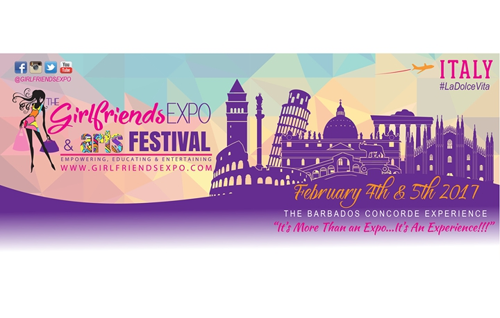 Girlfriends Expo & Arts Festival 2017