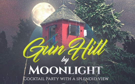 Gun Hill By Moonlight 2020