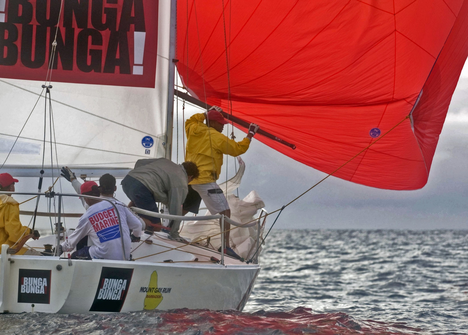 Harris Paints J24 Regatta