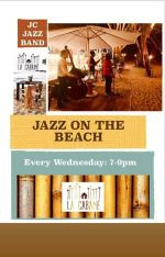 Jazz on the Beach at La Cabane