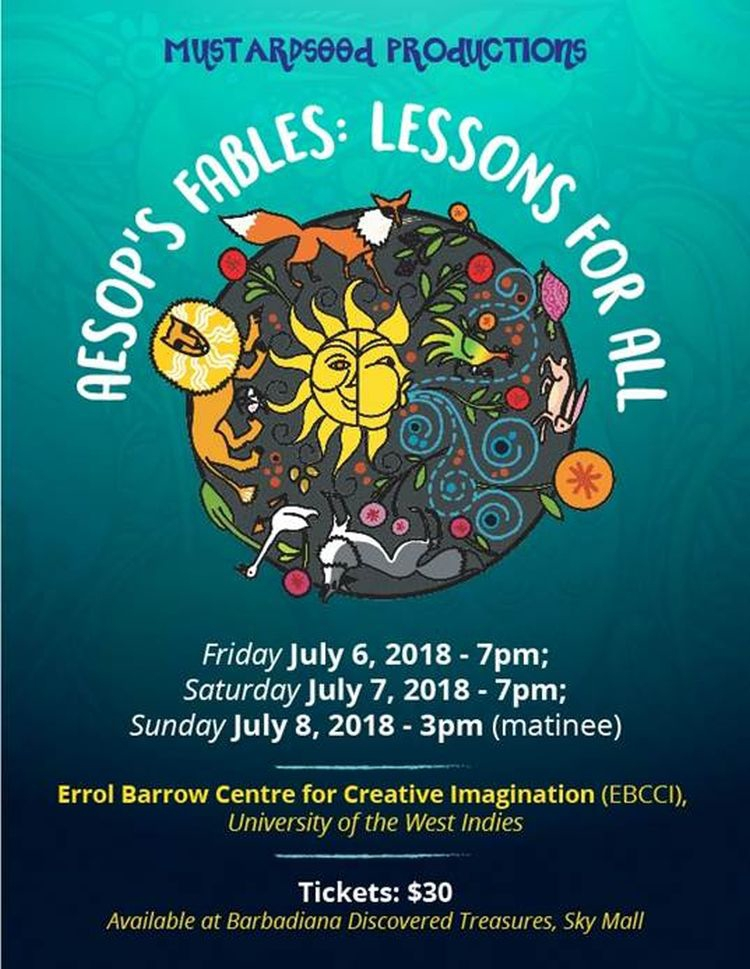 Mustardseed Productions - Aesop's Fables: Lessons For All