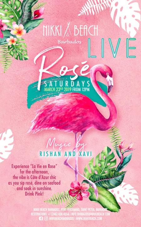 Nikki Beach Barbados - Rosé Saturdays