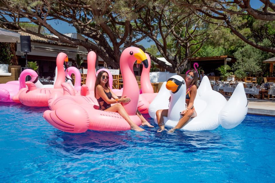 Nikki Beach Deluxe Pool Party