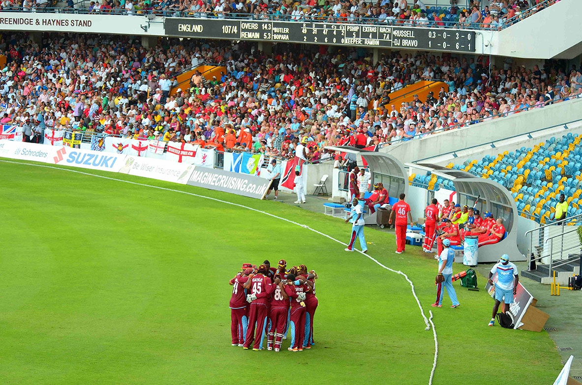ODI (One Day International) - ENGLAND VS WEST INDIES