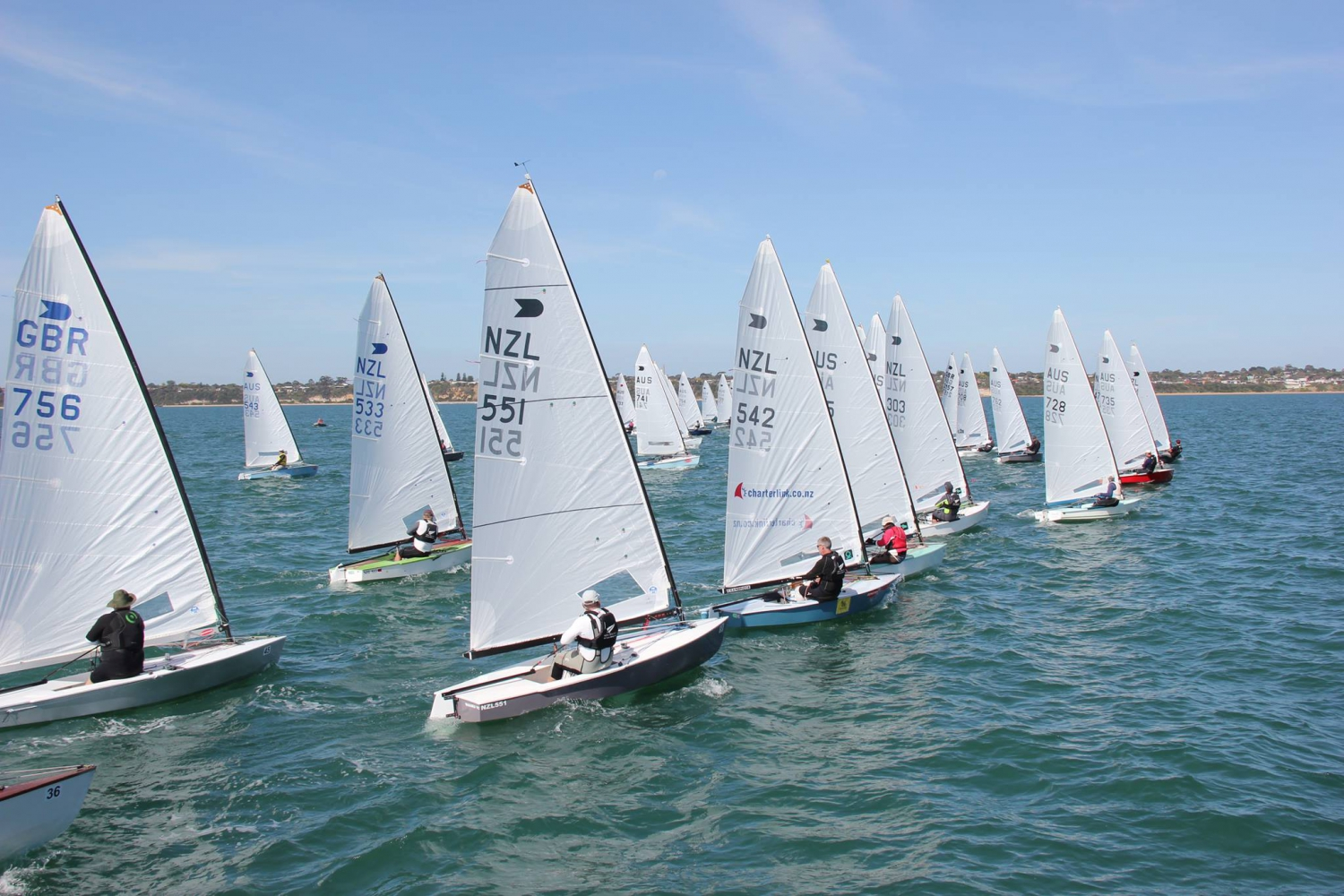 OK Dinghy World Championships 2017