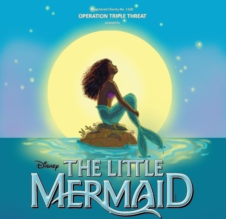 Operation Triple Threat presents 'The Little Mermaid'