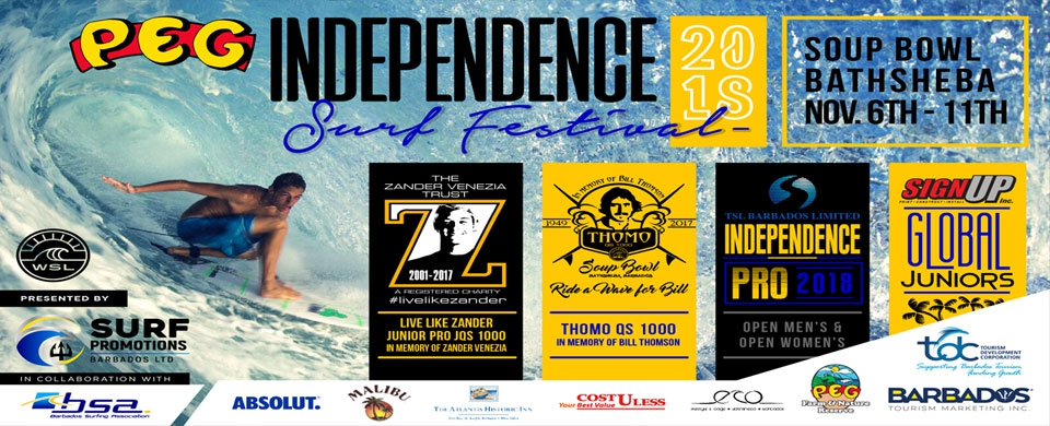 PEG Independence Surf Festival 2018