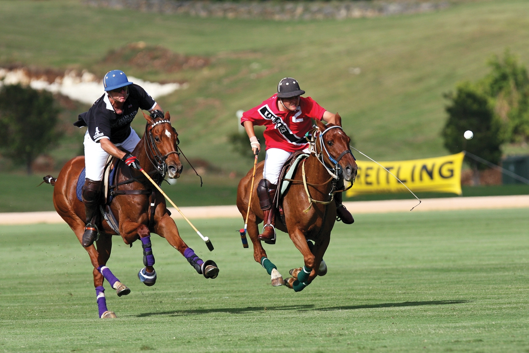 Barbados Polo Season 2017 - April