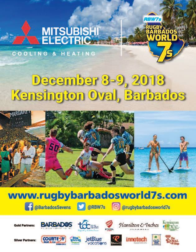 Rugby Barbados World 7s Tournament 2018