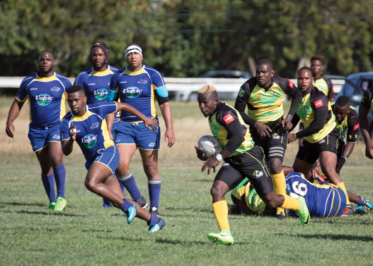 Rugby Barbados World 7s Tournament 2019