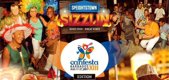Sizzlin' Night Carifesta - Good Food, Great Vibes!