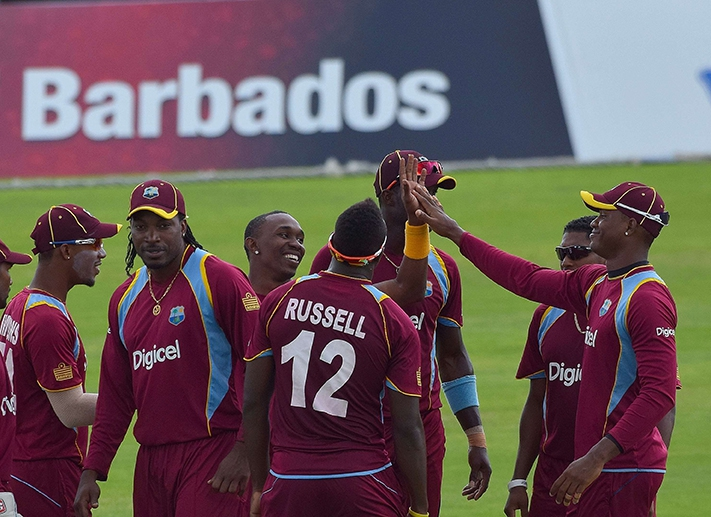 Sri Lanka Tour of the West Indies 2018