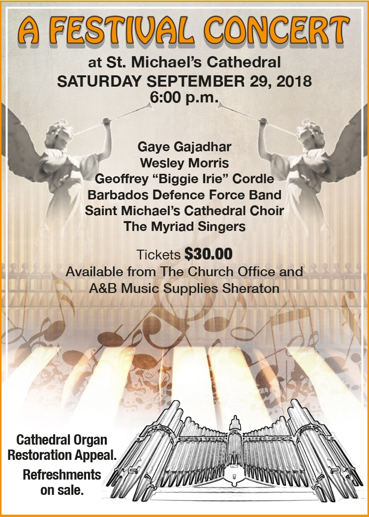 St. Michael's Cathedral Festival Concert