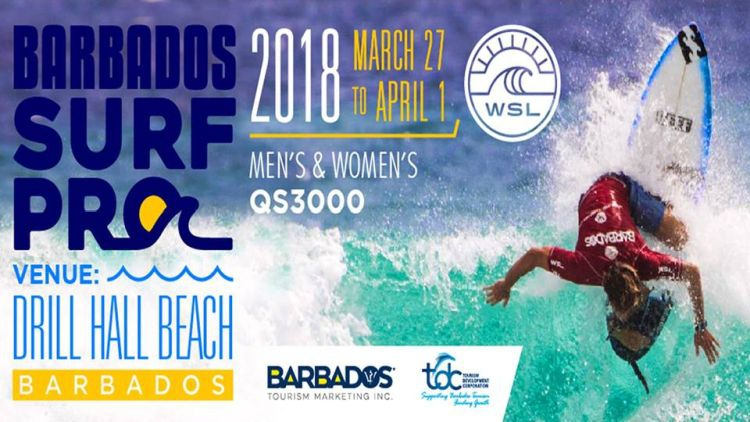 The Barbados Surf Pro QS3,000