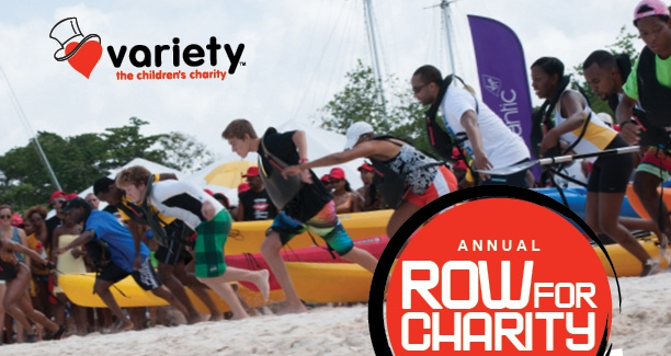 Variety's Annual Row for Charity 2020