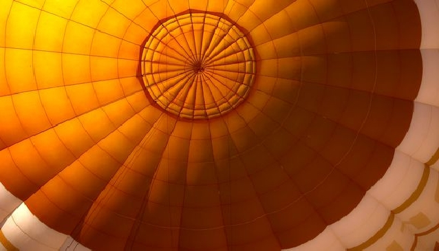 Ballooning in Barcelona