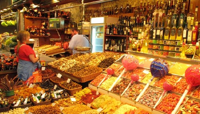 Shop for the Senses in Barcelona