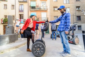 1.5-Hour City and Seafront Segway Group Tour