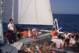 1.5-Hour Jazz and Chill Out Catamaran Cruise