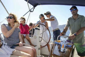 1.5-Hour Vermouth Sailing Tour from Port Vell