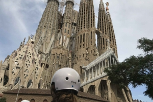 2.5-Hour Gaudí Segway Tour