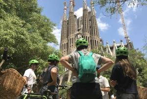 2.5-Hour On the Trail of Gaudí E-Bike Tour
