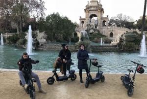 2-Hour e-Scooter Tour
