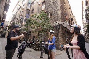 2-Hour Welcome to Barcelona Segway Tour