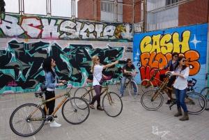 3.5-Hour Street Art Tour by Bamboo Bike