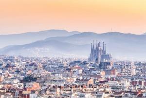 3-Hour Sagrada Familia eScooter Tour