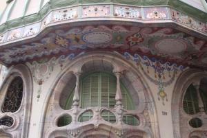 Art Nouveau & Gaudí Tour