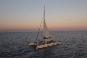 Barcelona: 1.5-Hour Jazz and Chill Out Catamaran Cruise