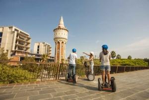 Barcelona: 1-Hour Sightseeing Segway Tour