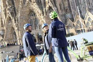 Barcelona: 2.5-Hour On the Trail of Gaudí E-Bike Tour