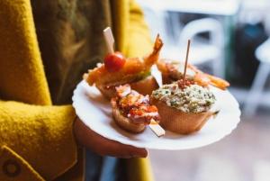 Barcelona: 2-Hour Bites & Flavors Private Food Tour