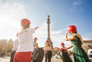 Barcelona: 2-Hour Medium Segway Tour