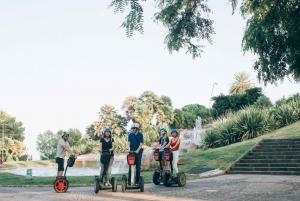 Barcelona: 2-Hour Montjuïc Guided Segway Tour