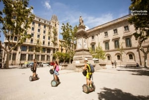 Barcelona: 2-Hour Private Segway Sightseeing Tour