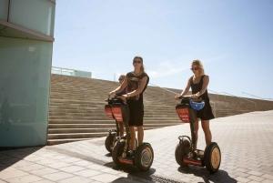 Barcelona: 2-Hour Segway Sightseeing Tour