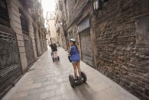 Barcelona: 2-Hour Welcome to Barcelona Segway Tour