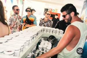 Barcelona: 3-Hour BBQ Boat Party