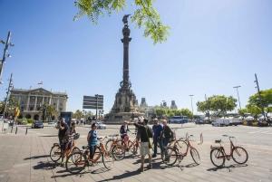 Barcelona 3-Hour Bike Tour – The Highlights