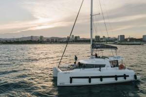 Barcelona: 3-hour Catamaran Sailing Experience