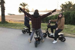 Barcelona: 3-Hour Sagrada Familia eScooter Tour