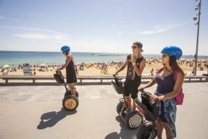 Barcelona: 3-Hour Segway Sightseeing Tour