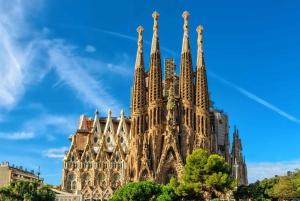 Barcelona 3-Hour Segway Tour with Sagrada Familia