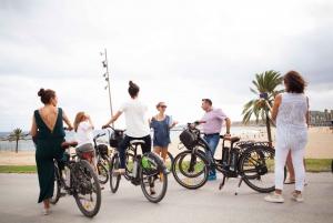 Barcelona: 4.5-Hour Barcelona Sightseeing e-Bike Tour