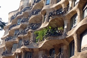 Barcelona: 4-hour Private Guided Walking Tour