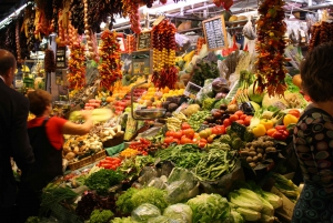 Barcelona: 4-Hour Private Market & Foodie Tour